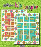FREE DOWNLOADABLE PATTERN - Hip Happier