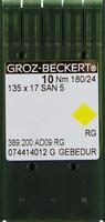 Groz-Beckert 135 X 17 SAN 5 #24