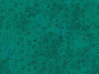 Quilting Treasures Quilting Temptations Dark Teal