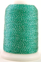 #761 Teal Sparkle - Halo 550 yd. mini cone