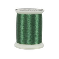 #028 Jade - Superior Metallics 500 yd. spool