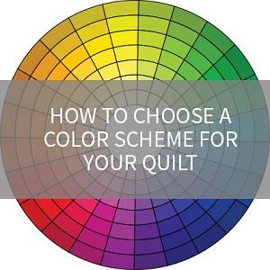 Color Scheme Quilts