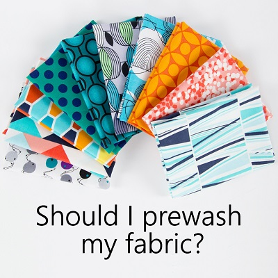 Should I prewash my fabric?