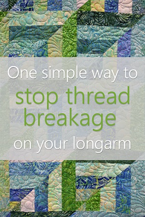 Stop Thread Breaking